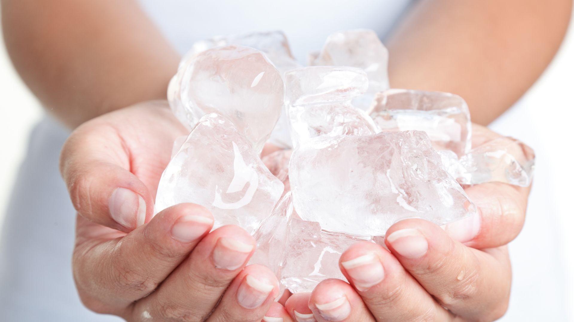 Venta y distribución de hielo en Alcobendas