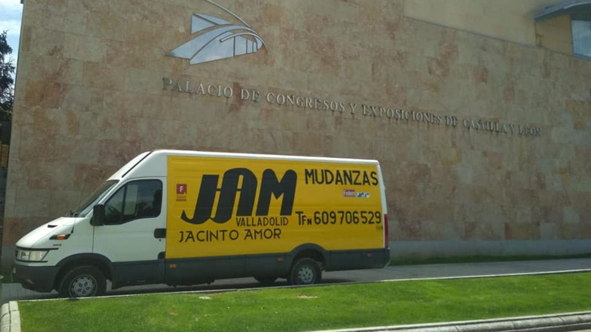 Empresa de mudanzas Valladolid