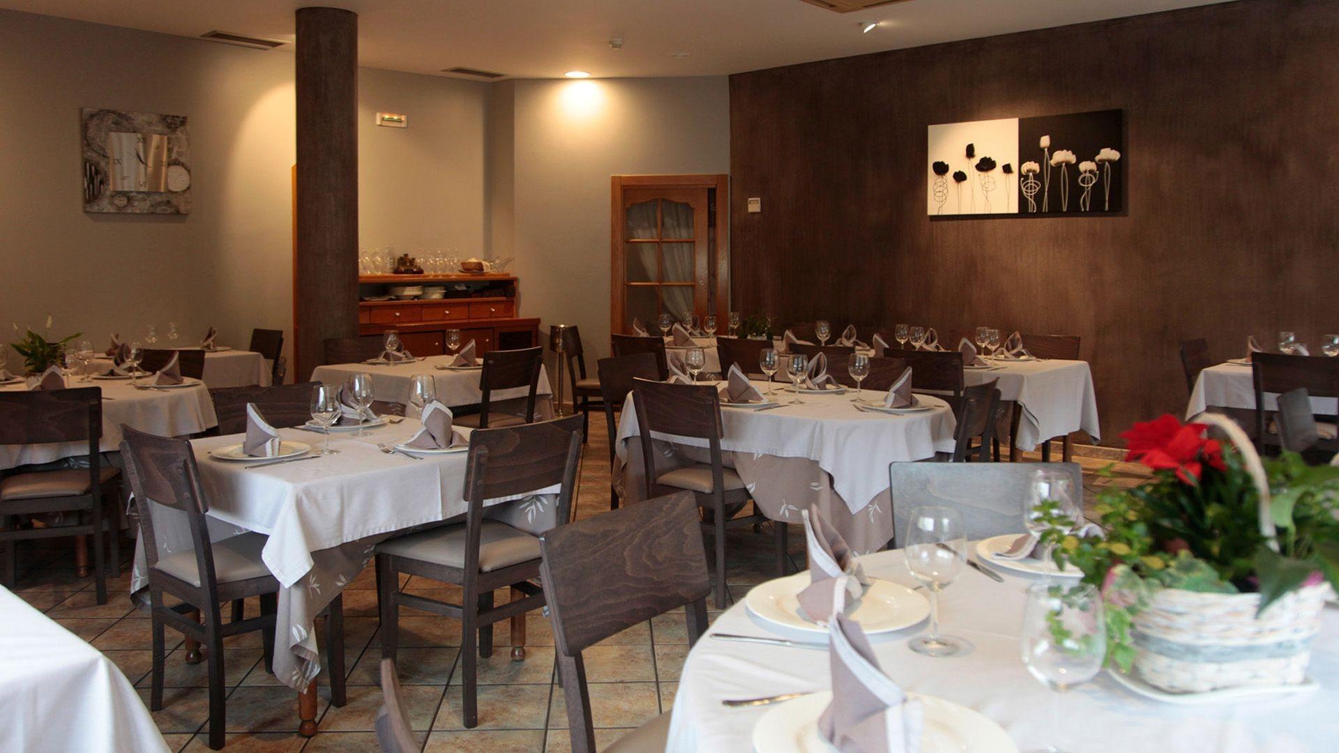 Cocina navarra en Pamplona