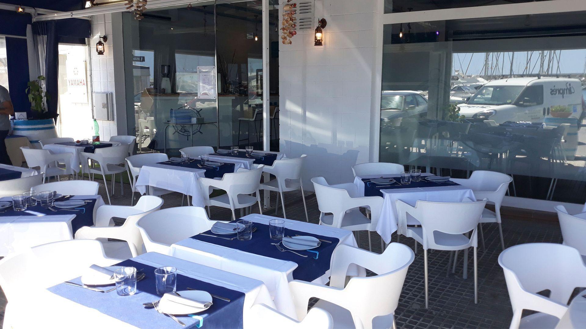 Restaurante italiano en Sant Andreu de Llavaneres