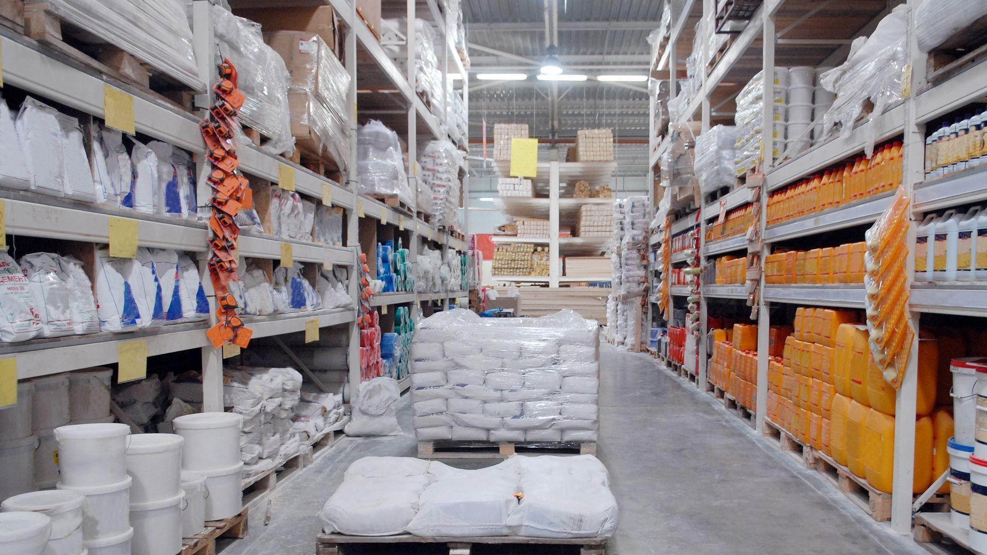 Venta de material de construcción y ferretería en Soria