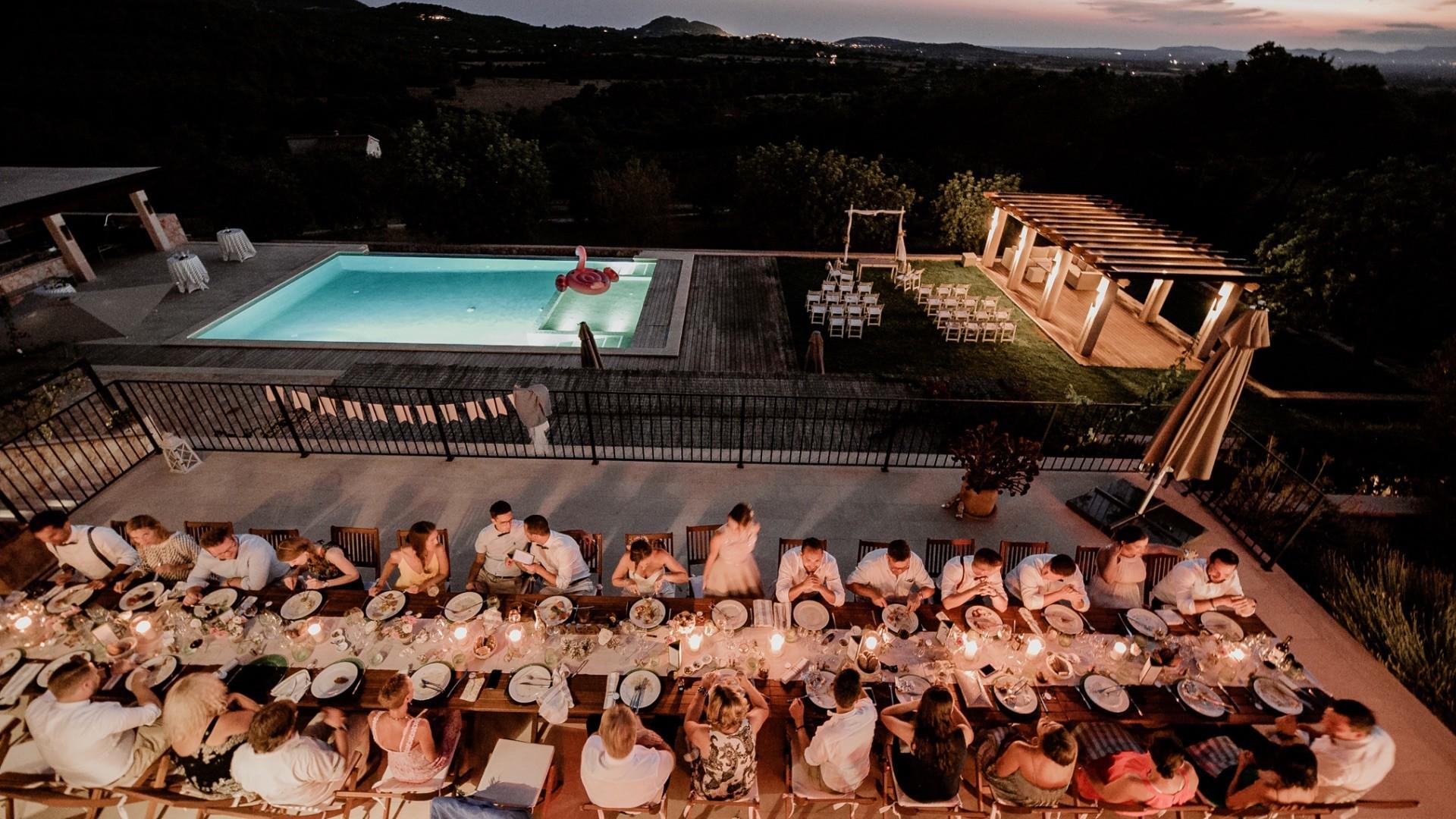 Finca Son Pou para eventos en Mallorca