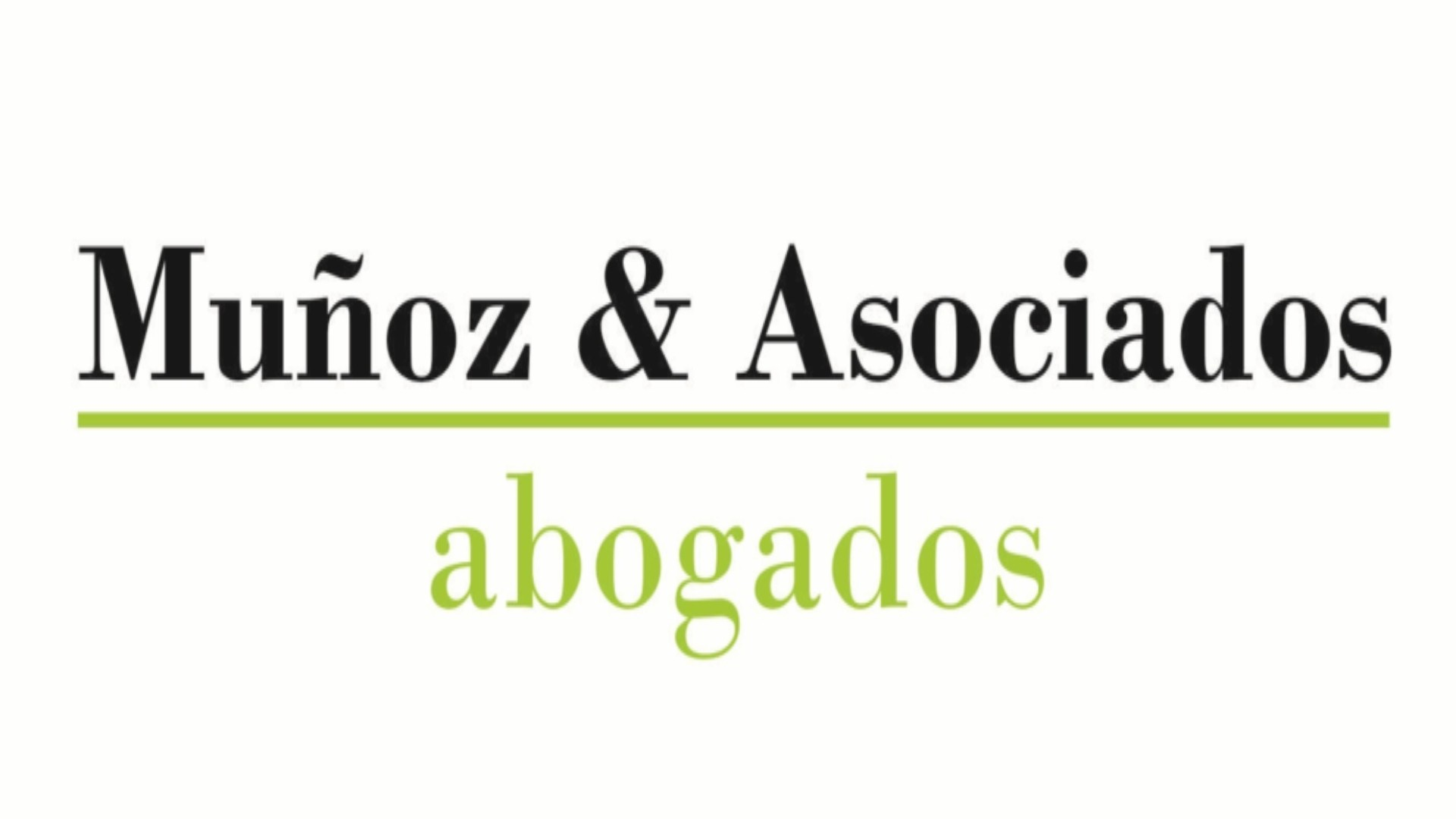 Muñoz & Asociados Abogados