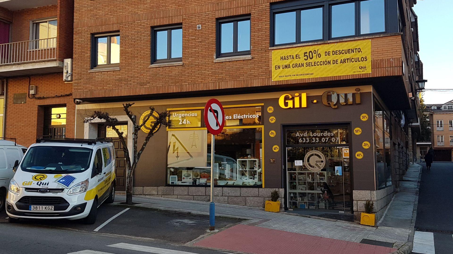 Instalaciones Gil-Qui en Ávila