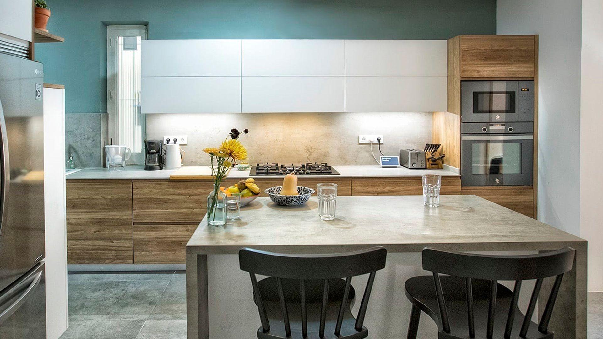 Muebles de cocina de diseño en Madrid centro: Cocinas y ...