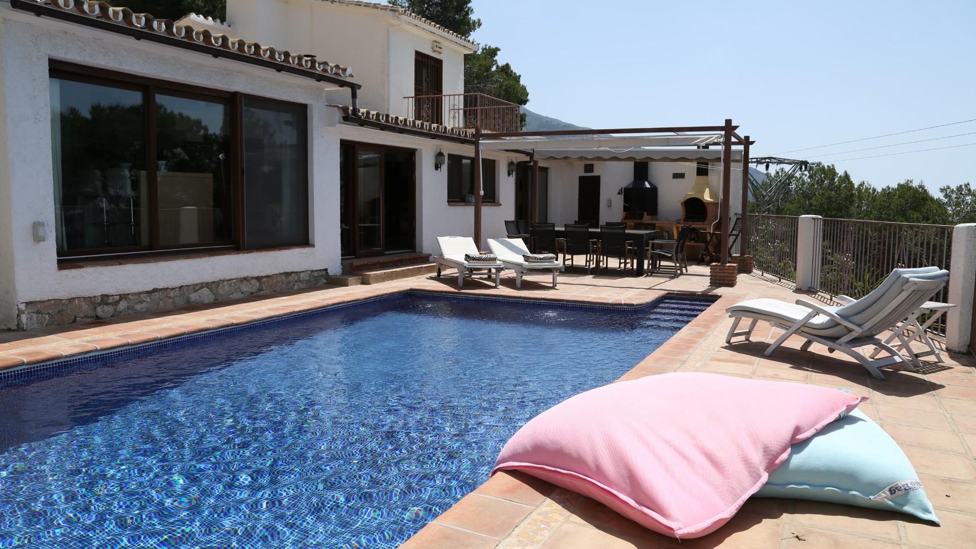 Alquiler Villa en Mijas