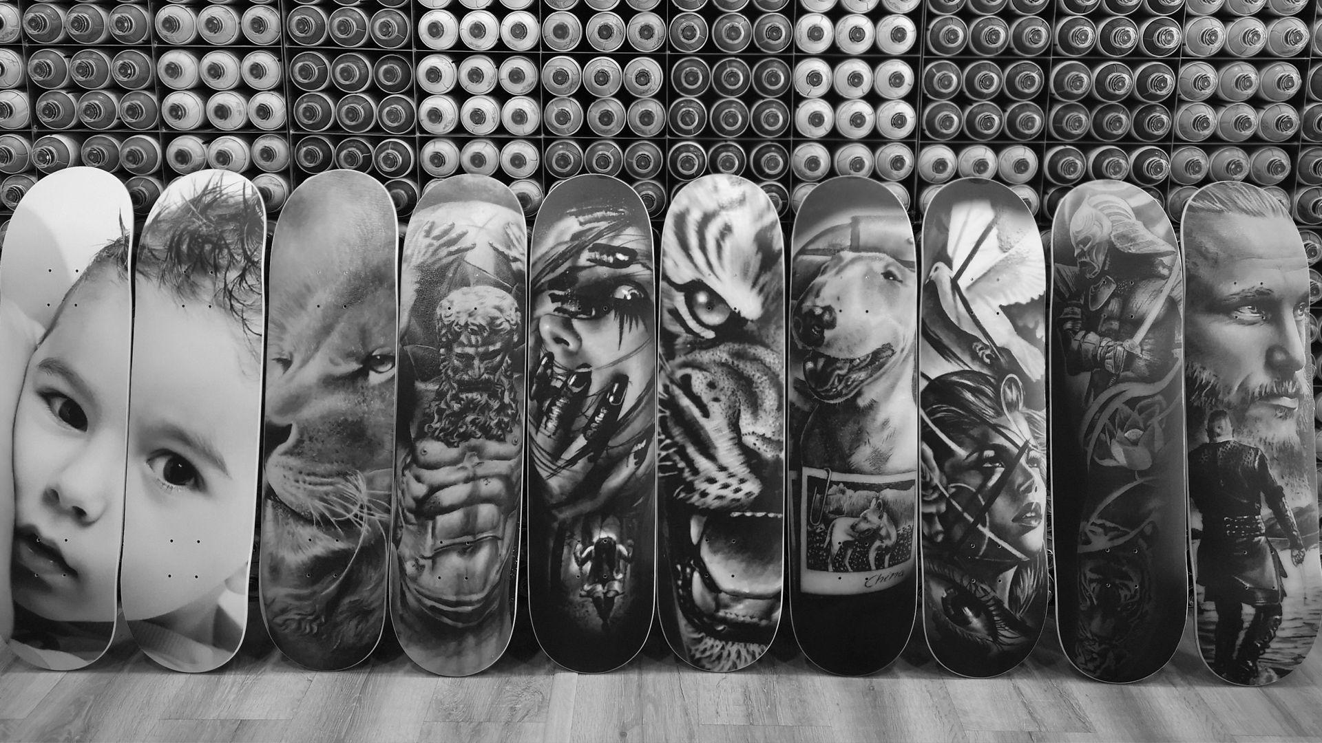 Centro de tatuajes en Tenerife