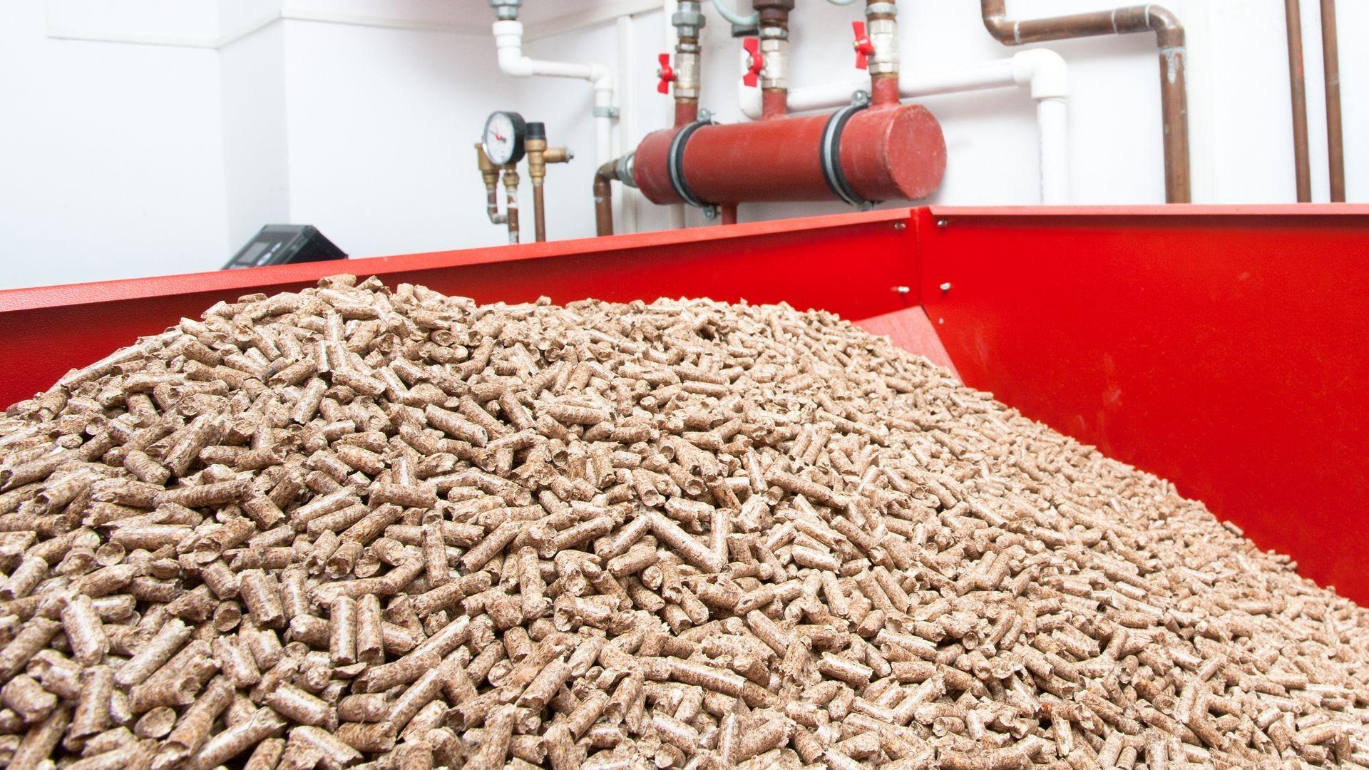 Calderas de biomasa en Granada