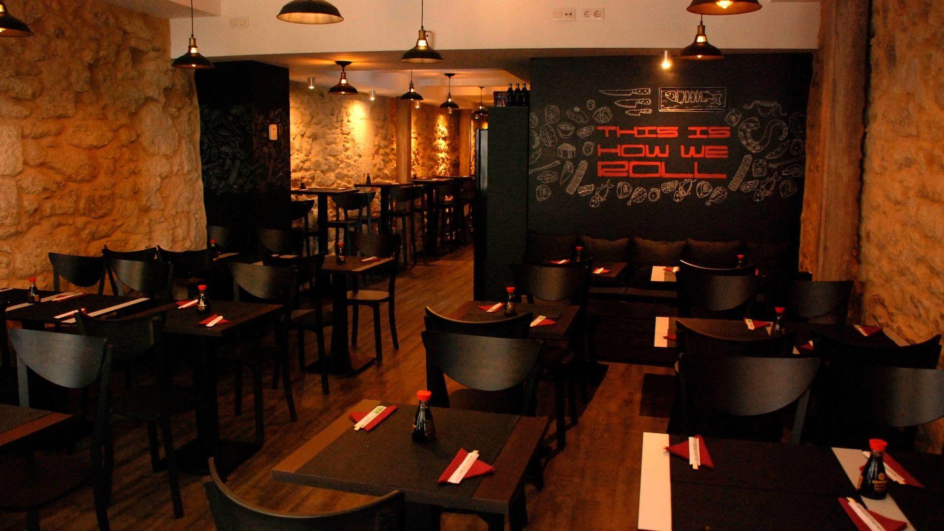 Restaurante japonés en A Coruña
