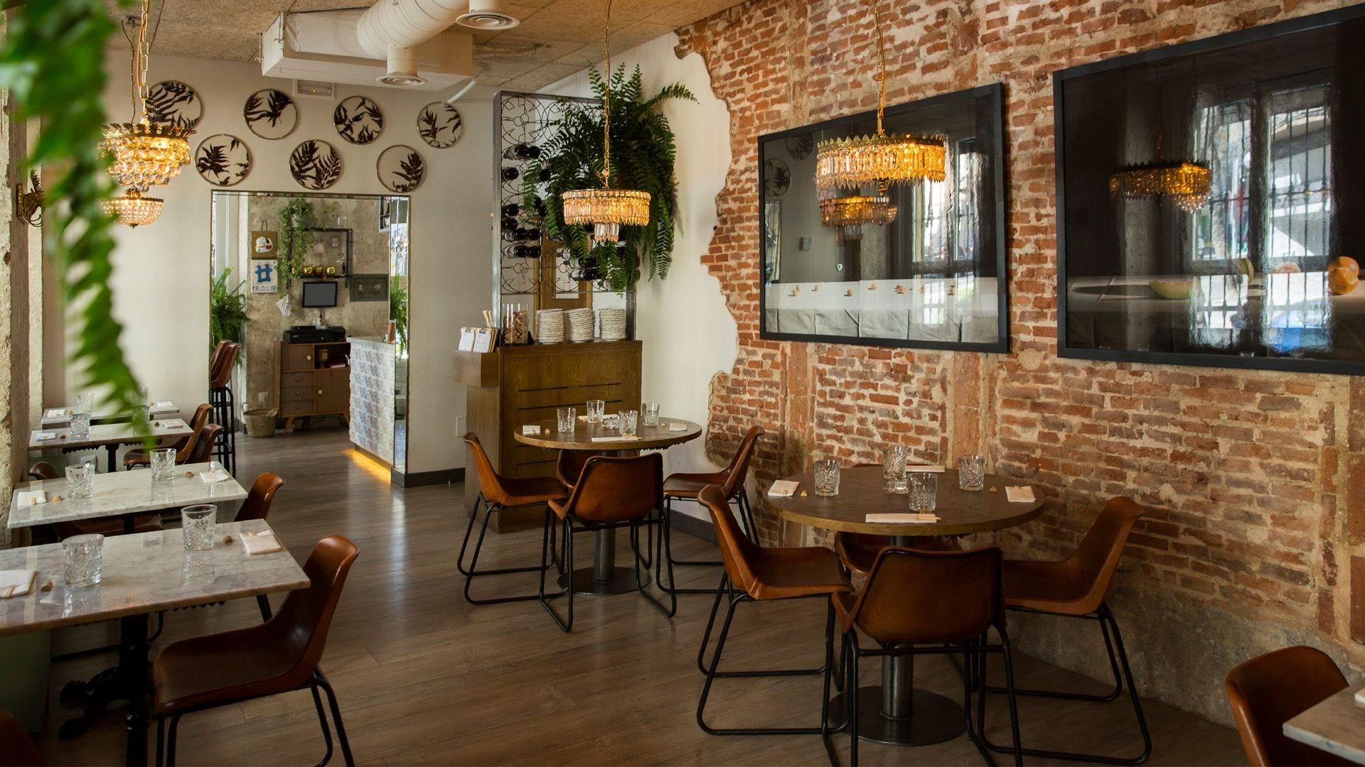 Restaurante fusion cocina asiática en Madrid