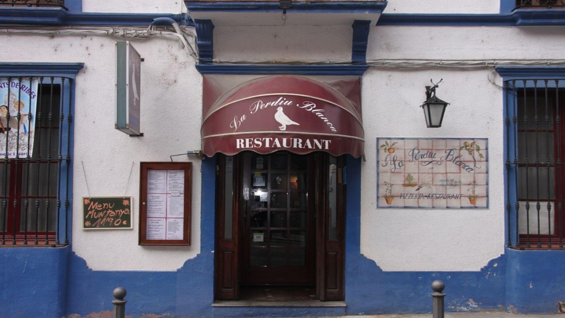Restaurante en Ribes de Frese