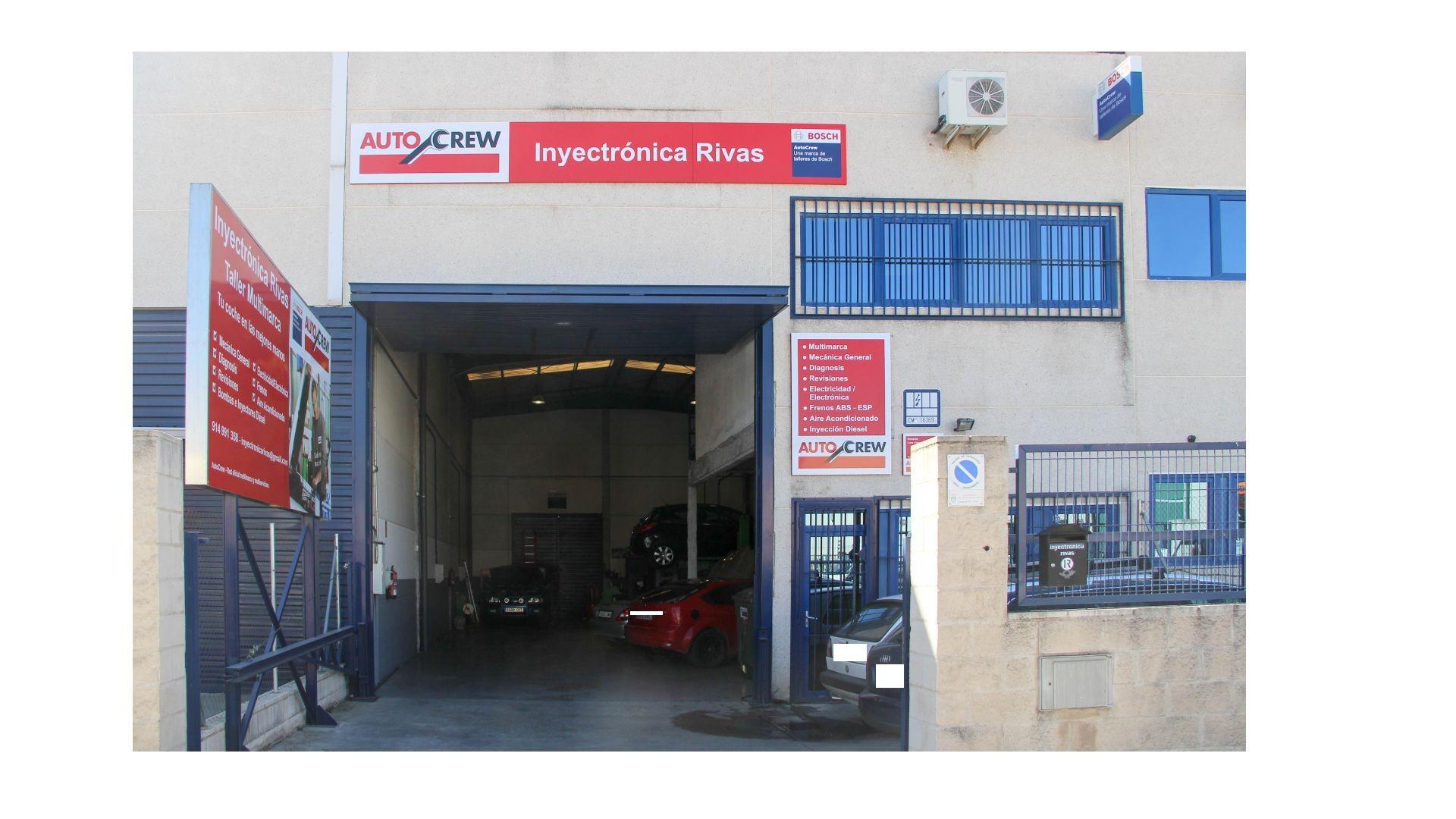 Talleres de automoviles en Rivas Vaciamadrid