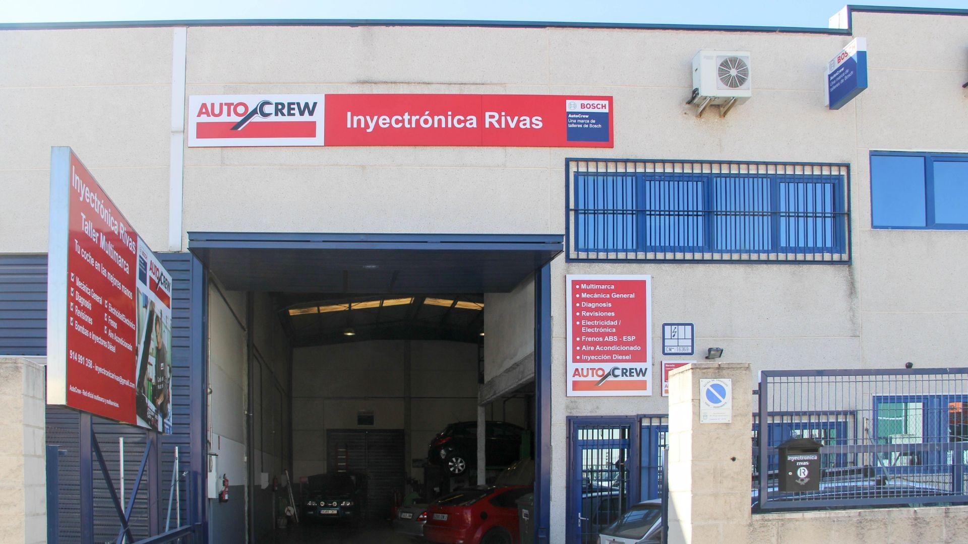 Taller mecánico en Rivas-Vaciamadrid