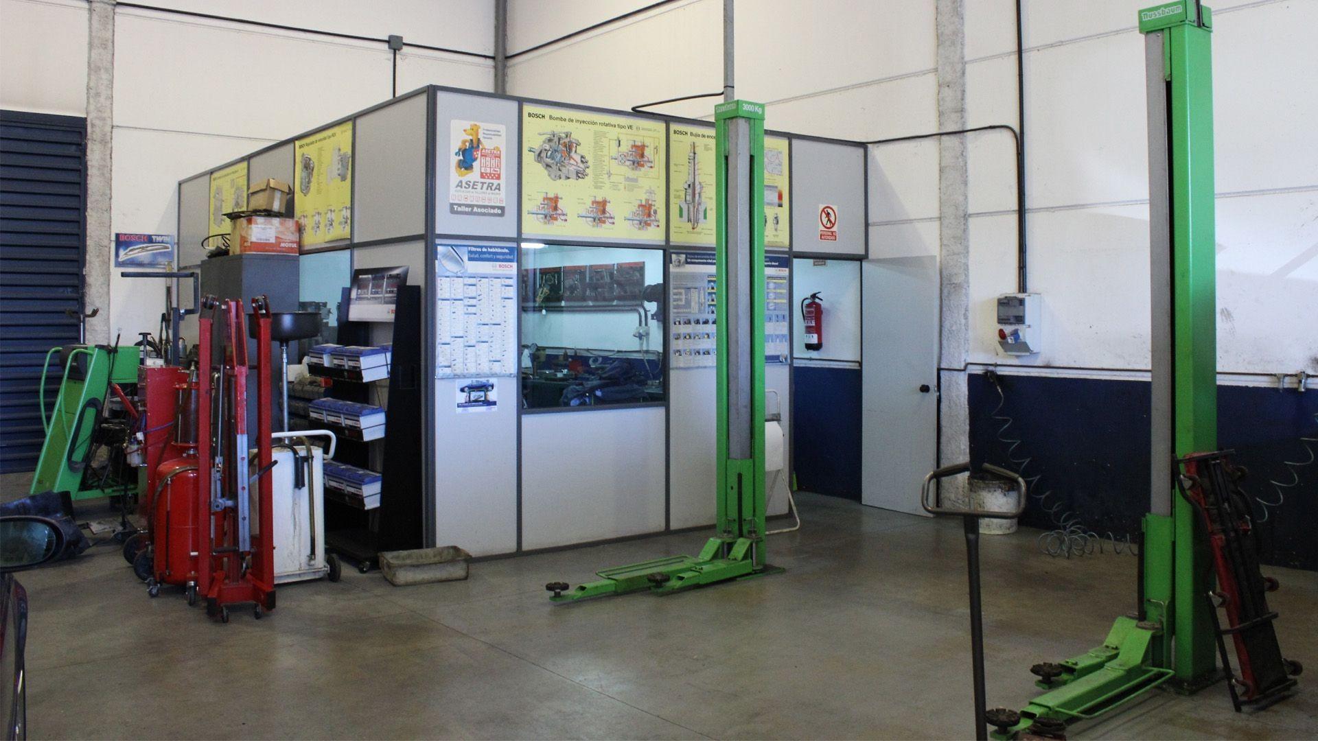 Mecánica en general en Rivas-Vaciamadrid