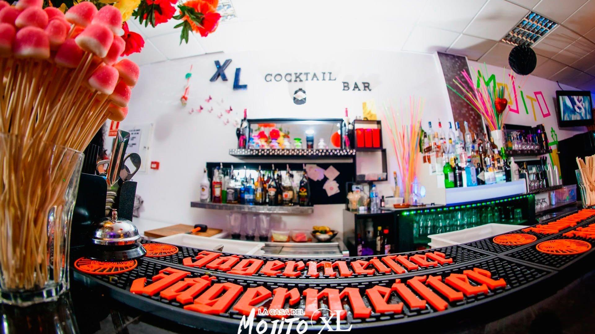 Cocktail bar en Arona