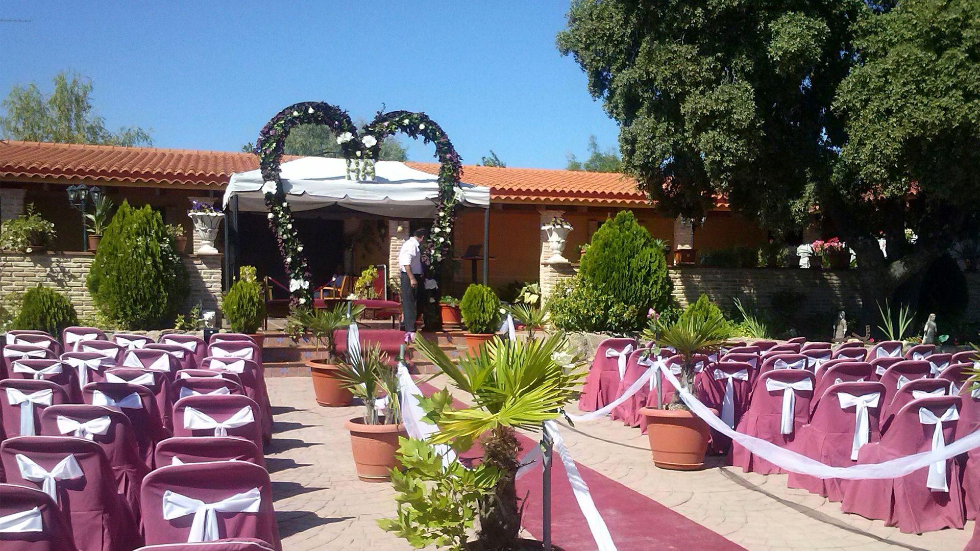 Fincas para celebrar bodas en Arroyomolinos