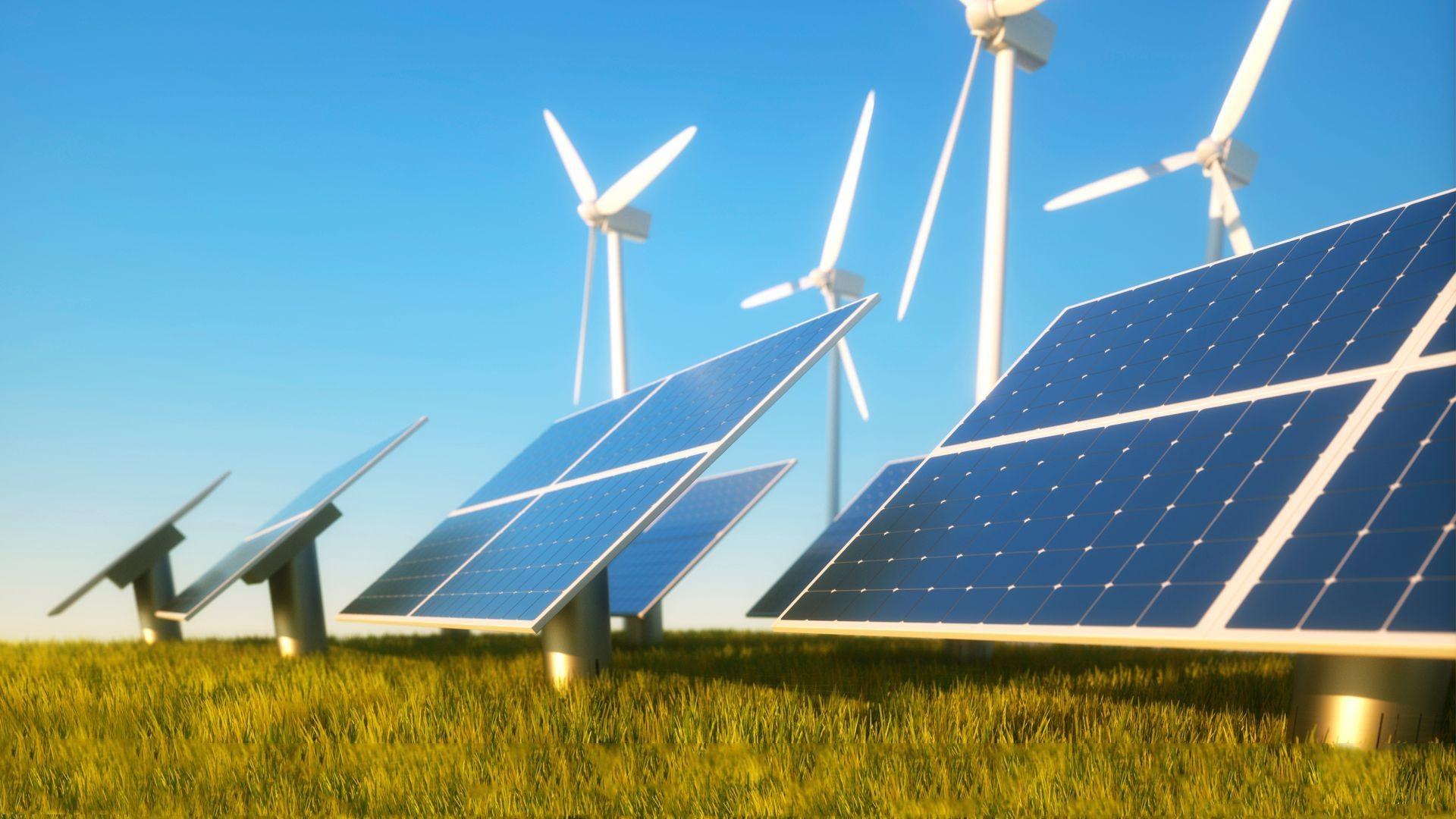 Energías renovables en Galicia