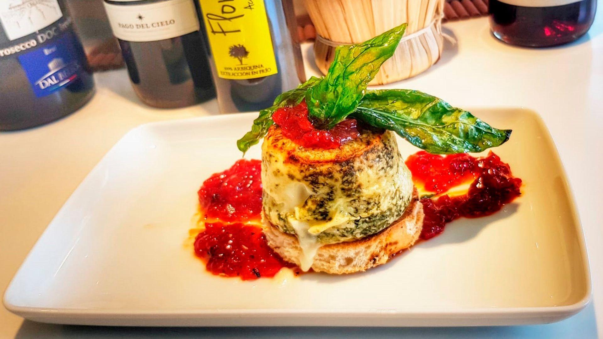 Restaurante especialista en cocina italiana en Tenerife