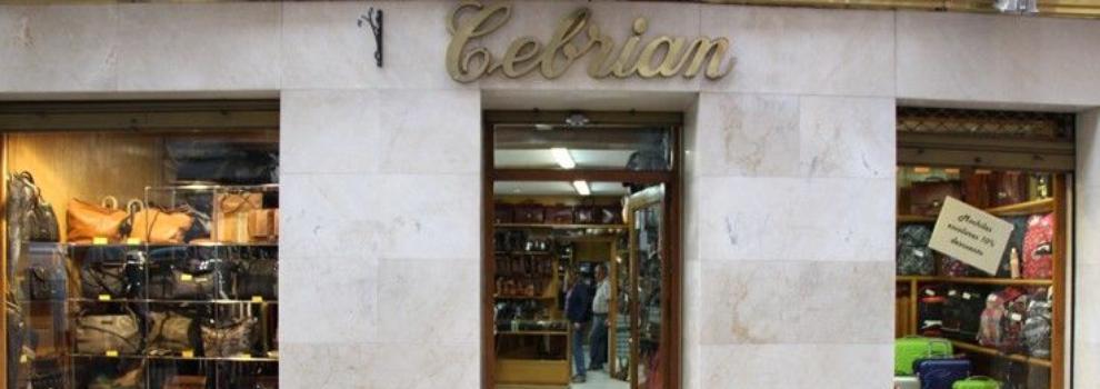 Bolsos y artículos de viaje en Pamplona / Iruña | Bolsos Cebrián