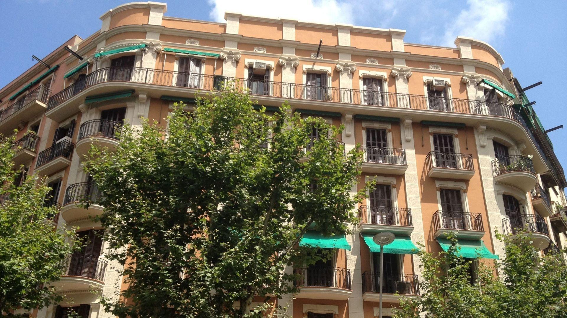 Rehabilitaciión de fachadas Barcelona