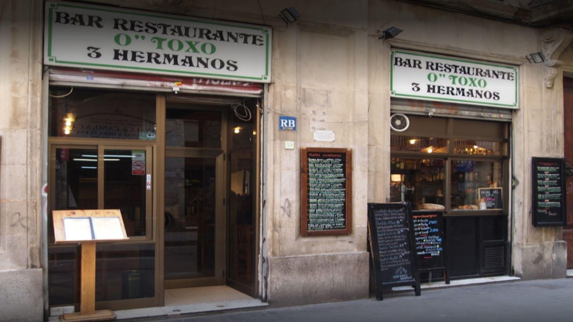 Bar Restaurante en El Raval