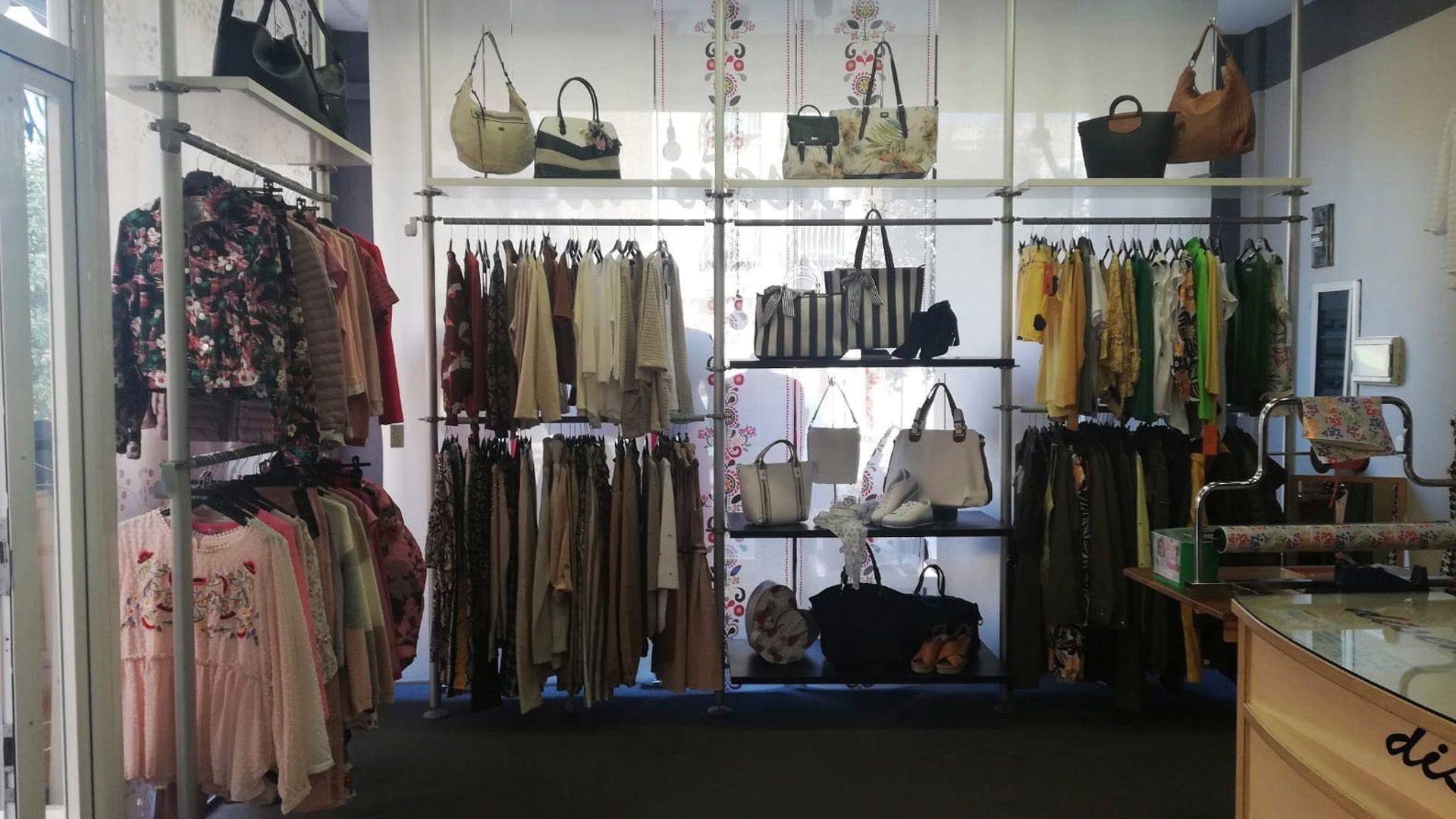 Complementos y ropa de mujer en Arganda del Rey