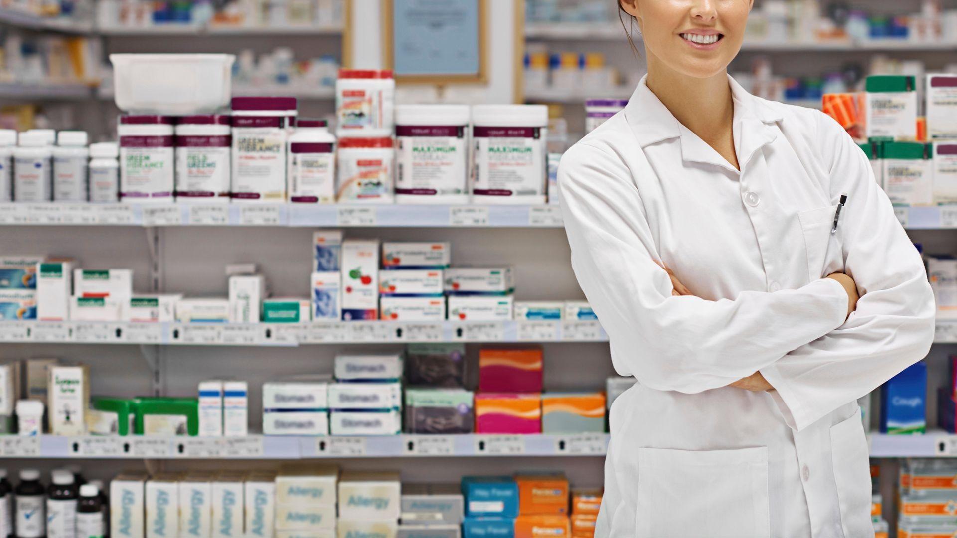 Farmacia en Chamberí