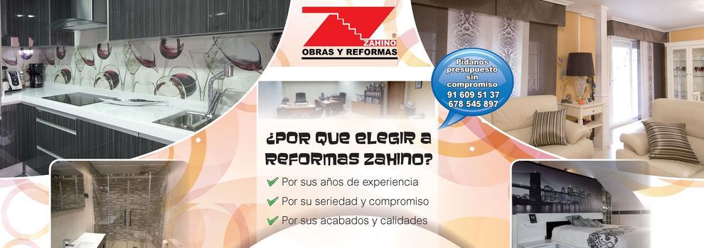 Obras y Reformas Zahino: Empresa de reformas integrales en Madrid