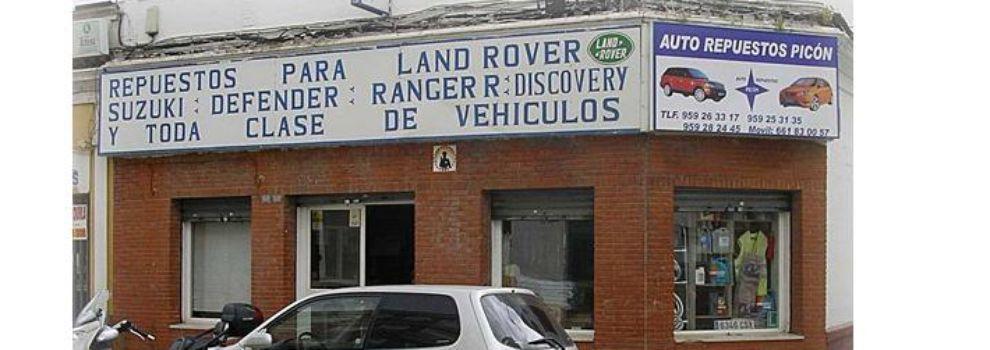 Recambios del automóvil Huelva | Auto Repuestos Picón