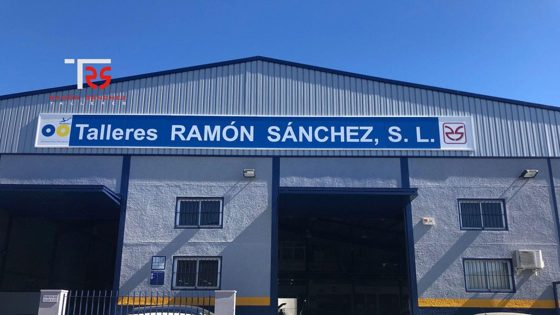 Taller de automóviles Ramón Sanchez