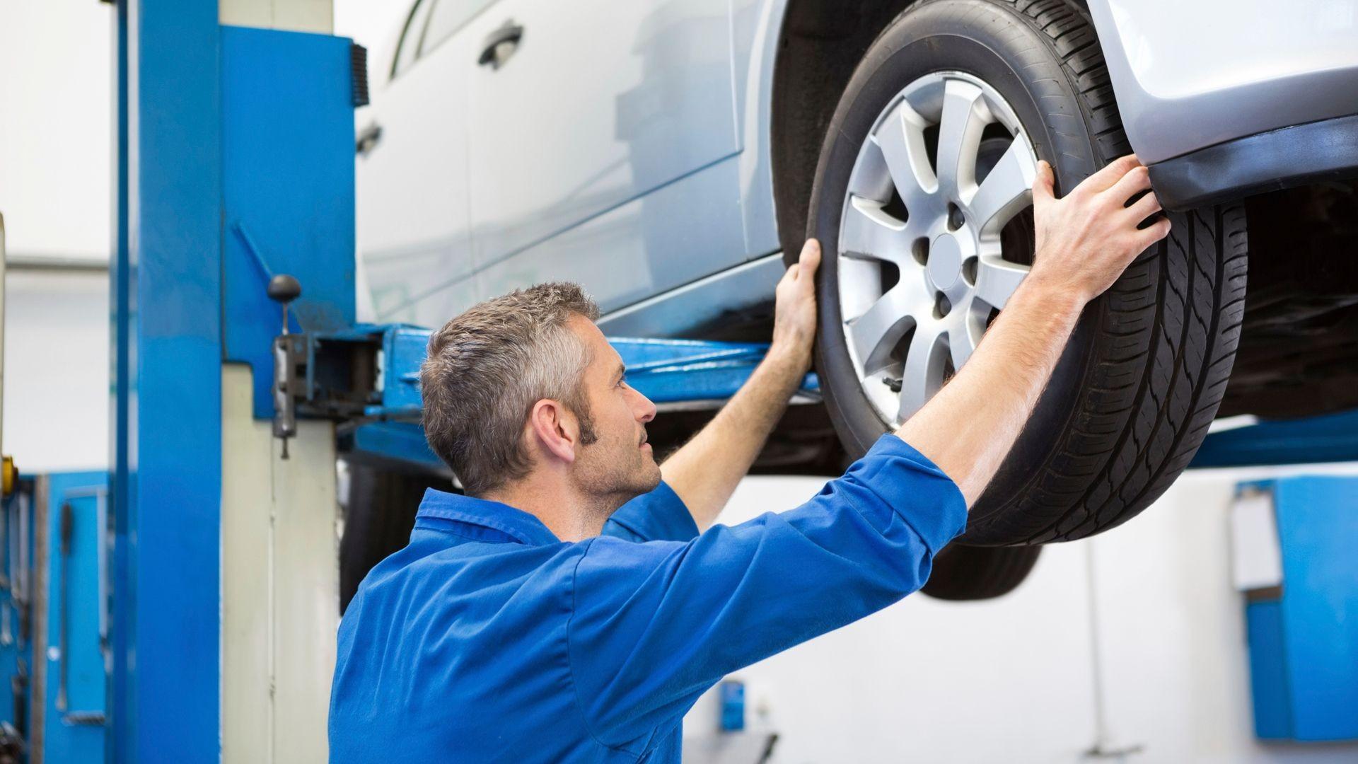 Instalación y reparación de neumáticos en Barcelona
