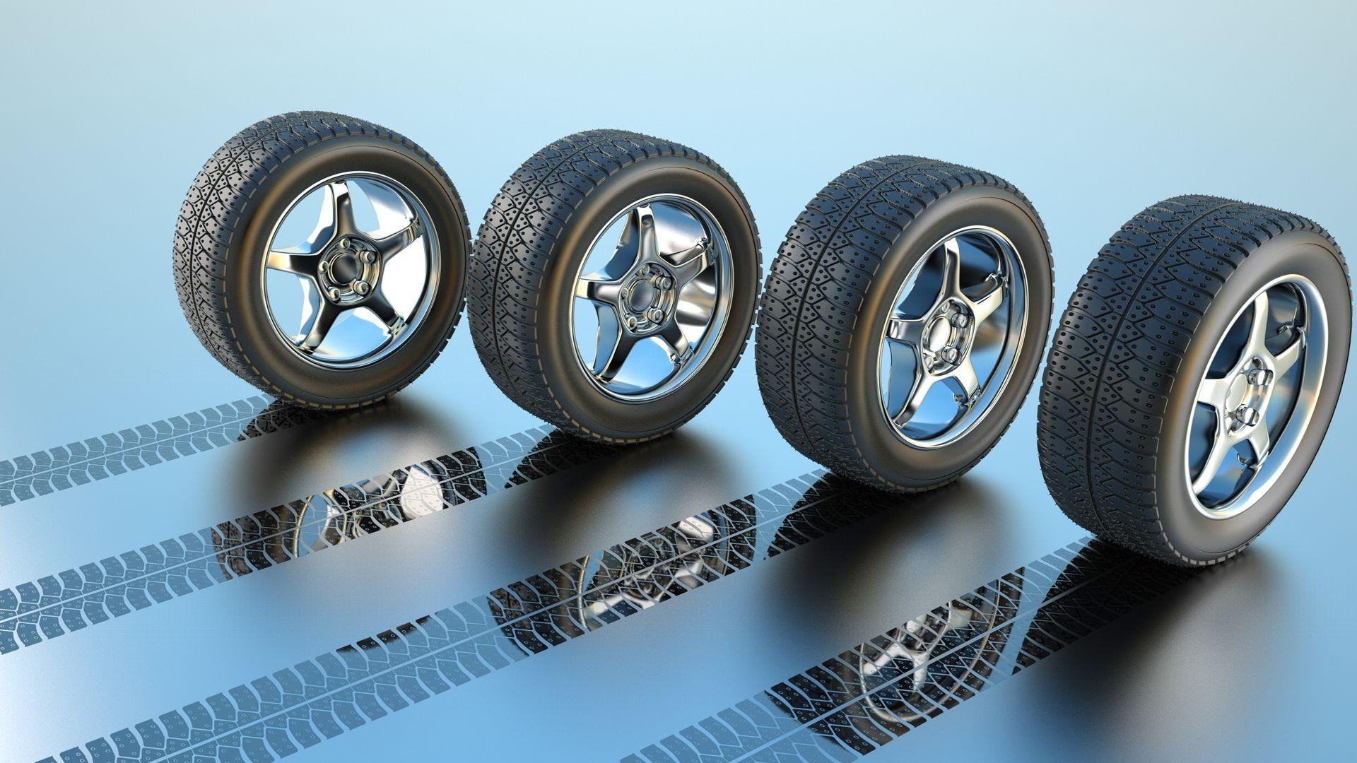 Taller de neumáticos en Jaén