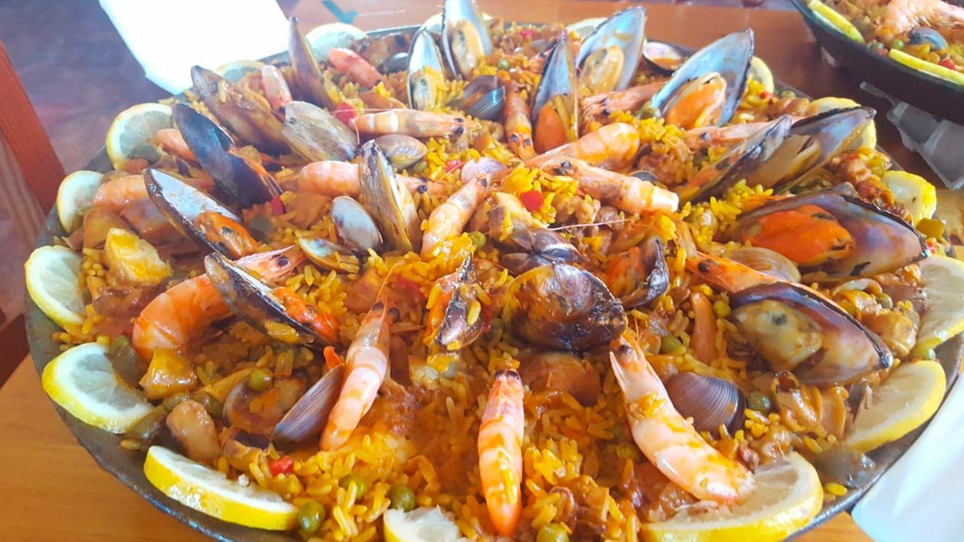 Restaurante de cocina mediterránea en Granadilla de Abona