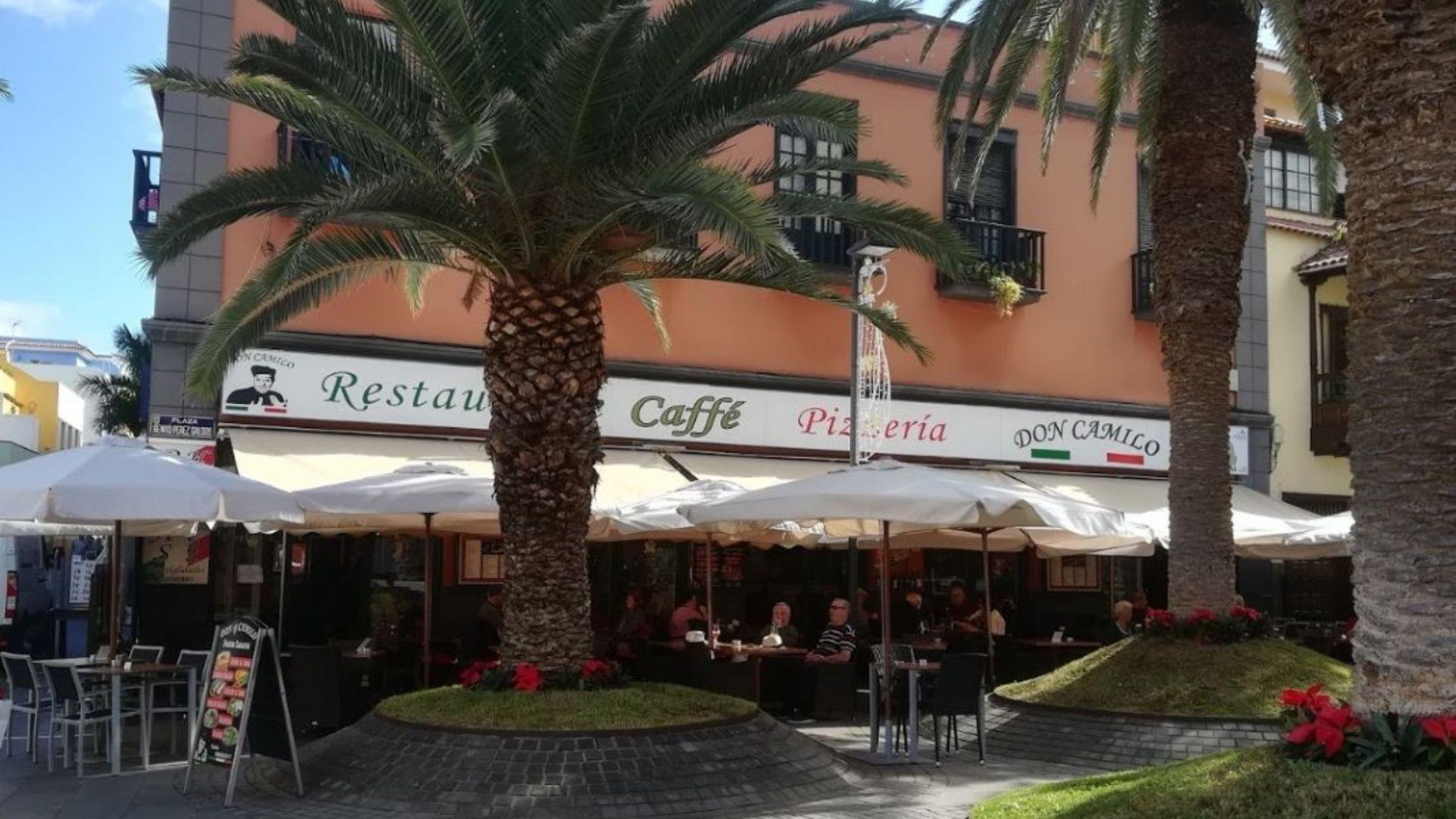 Restaurante Pizzería Don Camilo