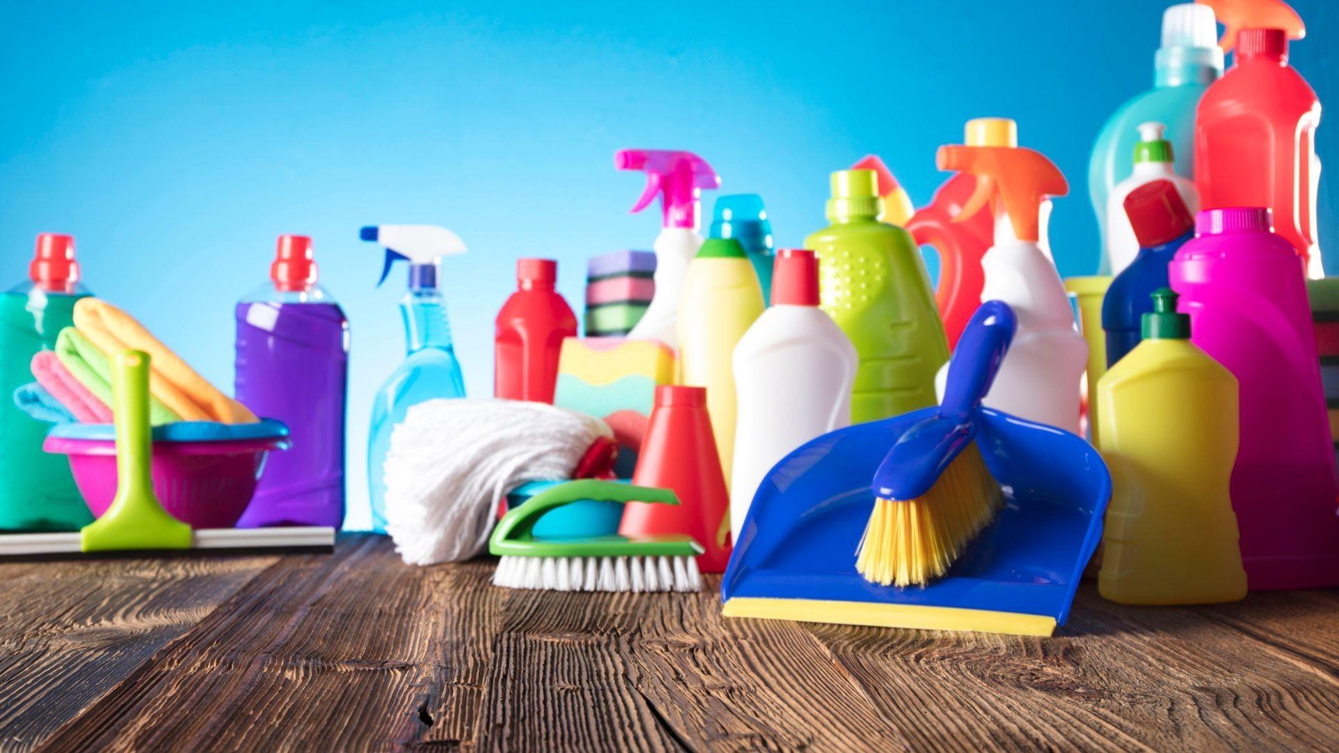 Empresa de distribución de productos de limpieza en Madrid