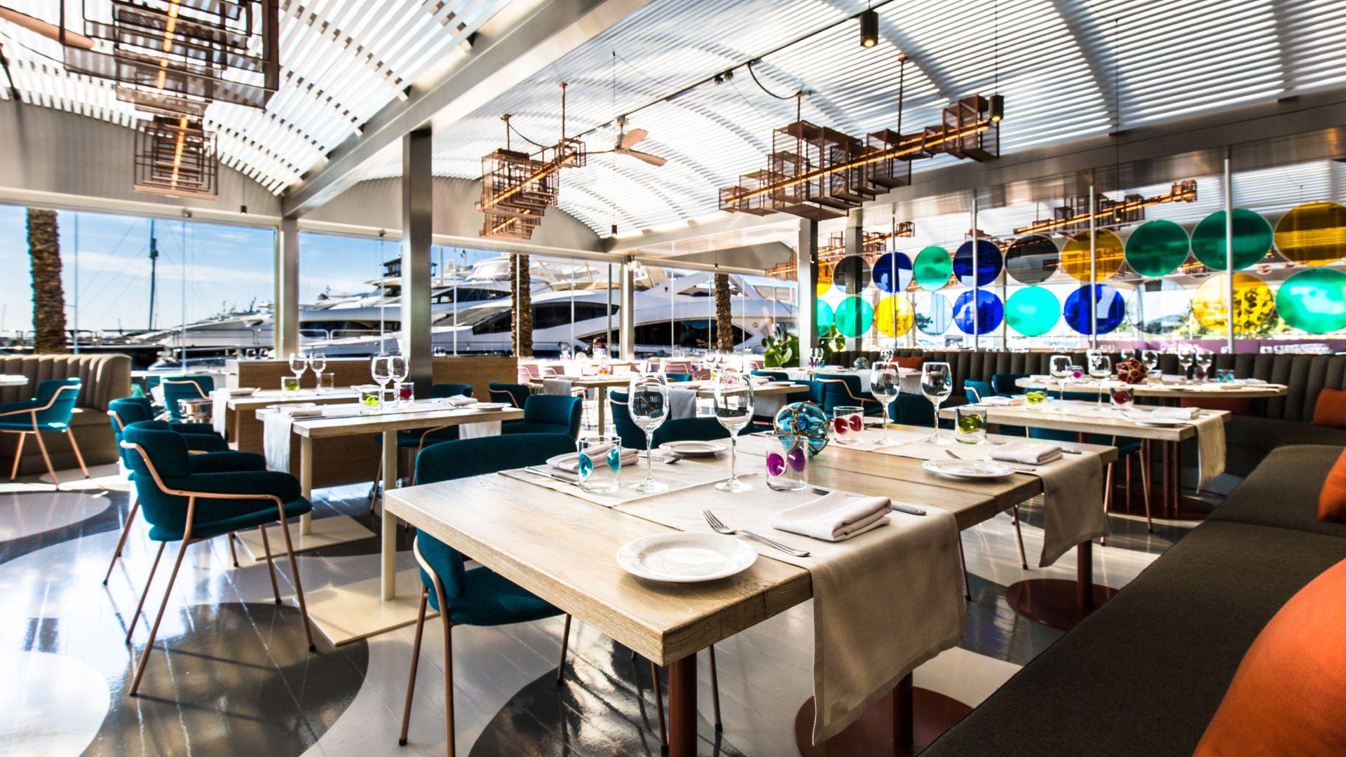 Cocina mediterránea en Puerto Portals