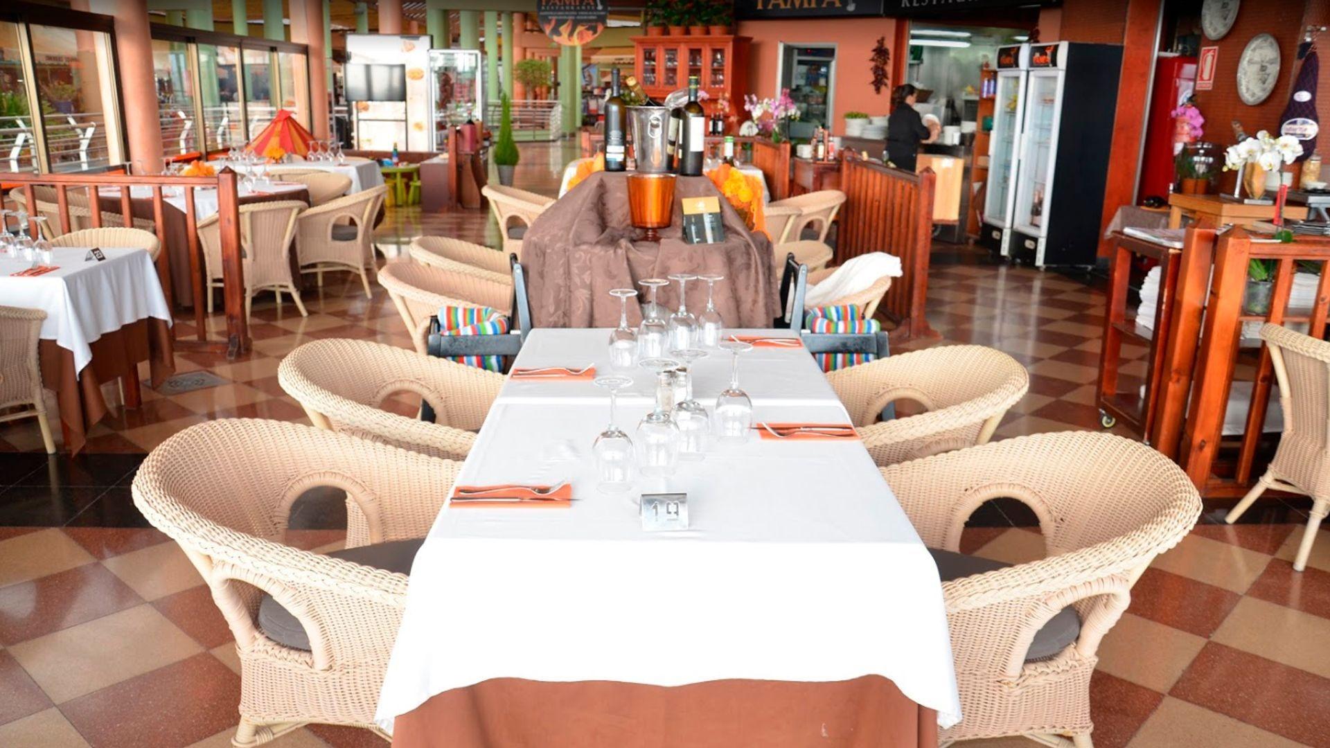 Restaurante de cocina argentina y mediterránea en San Bartolomé de Tirajana