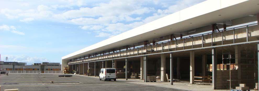 Estructuras metálicas en Tenerife