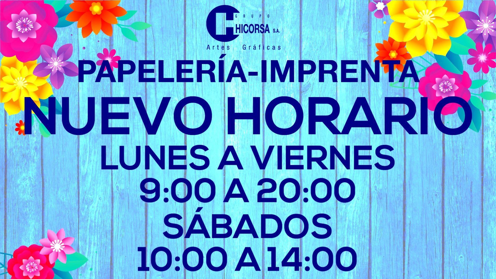 Horario Web-01