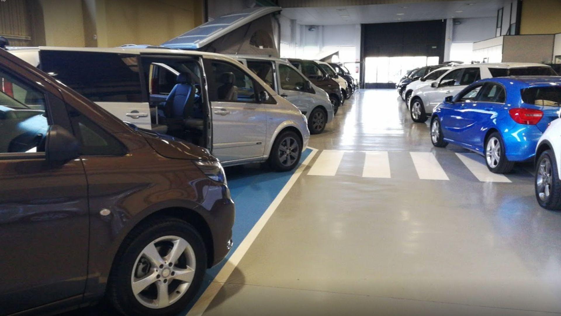 Venta de coches en Navarra