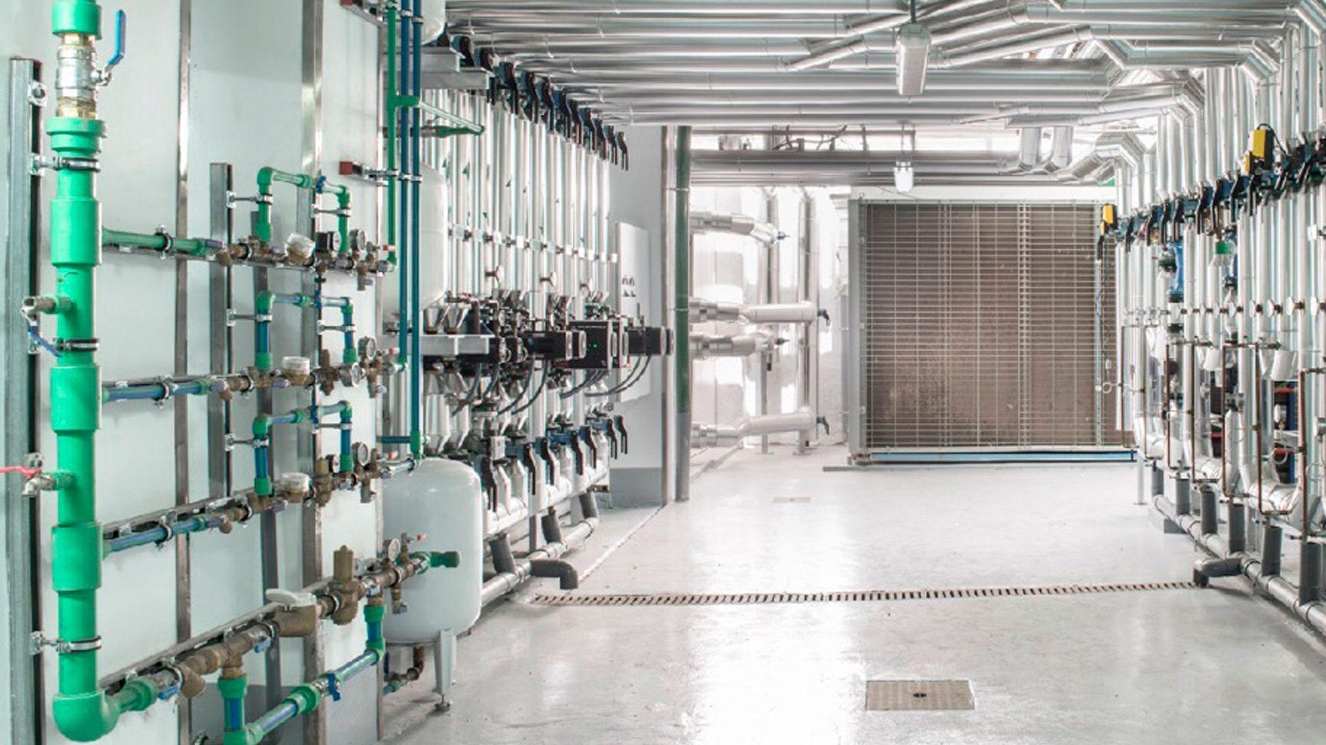 Climatización Industrial en Canarias