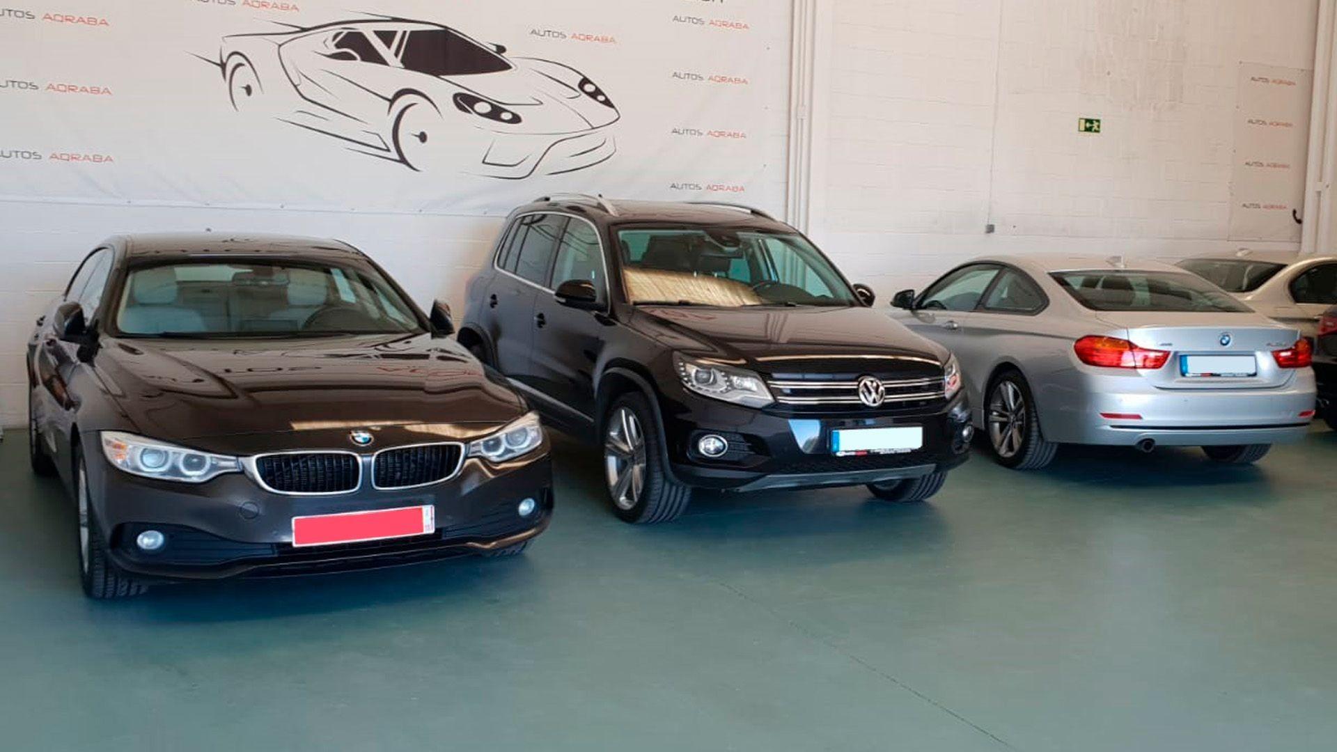 Compra y venta de vehículos de alta gama en Madrid