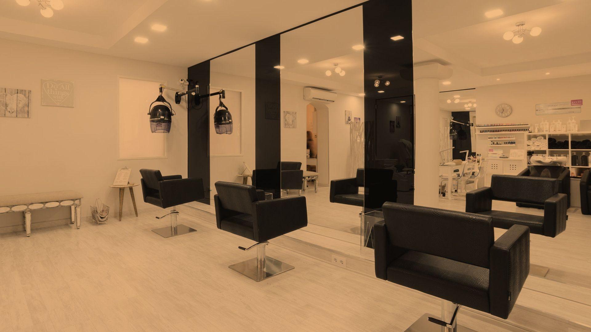 Salón de belleza en Madrid