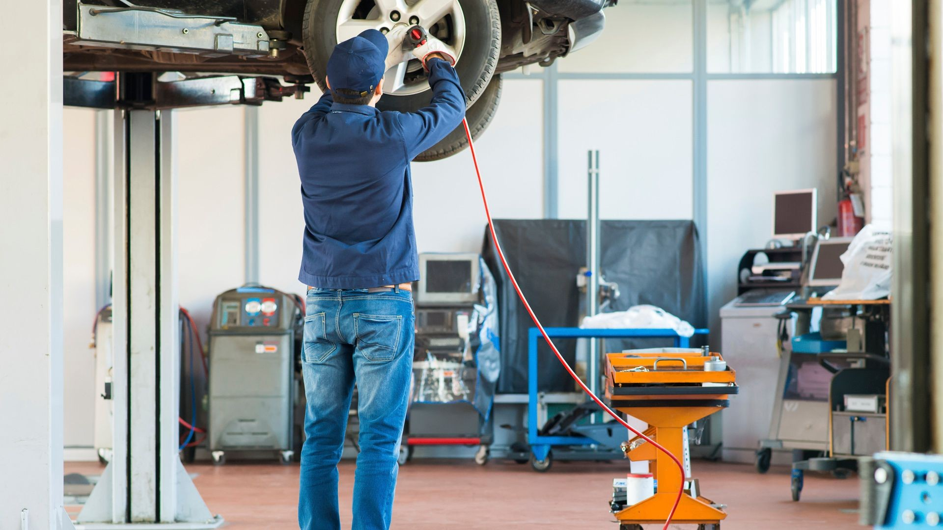 Mecánica de automóviles en Tarragona