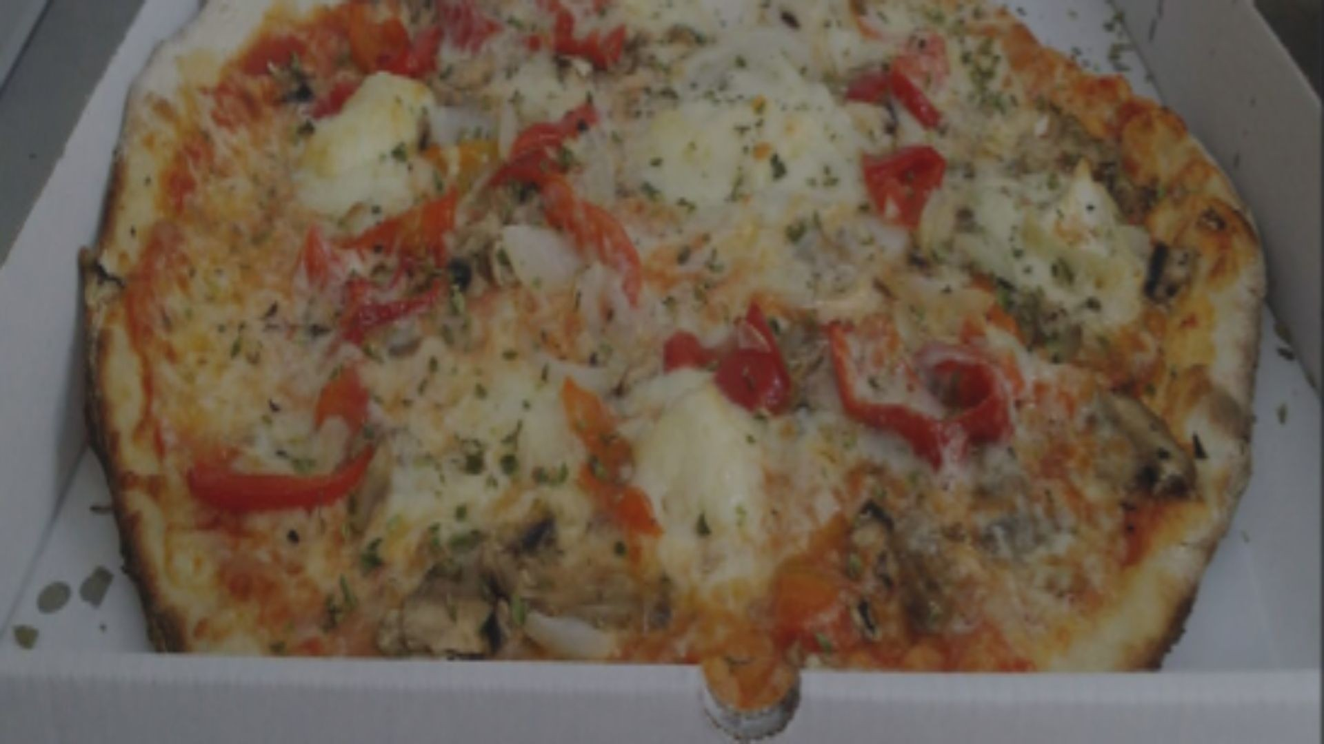 Pizza para llevar Castellón
