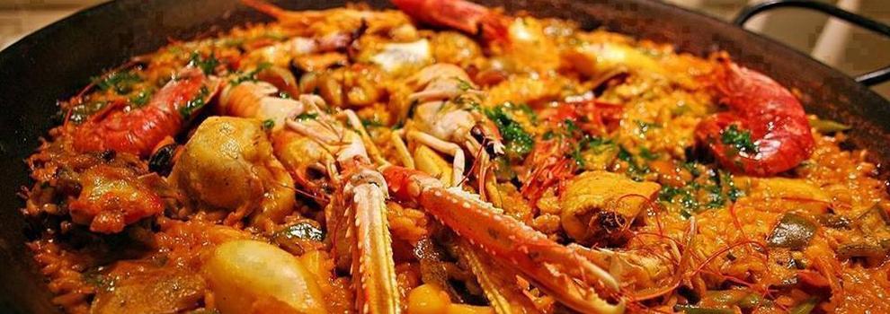 Restaurante mediterráneo en Gavà