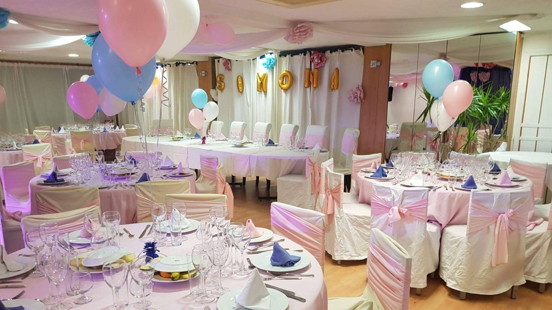 Restaurante para eventos en Castelldefels