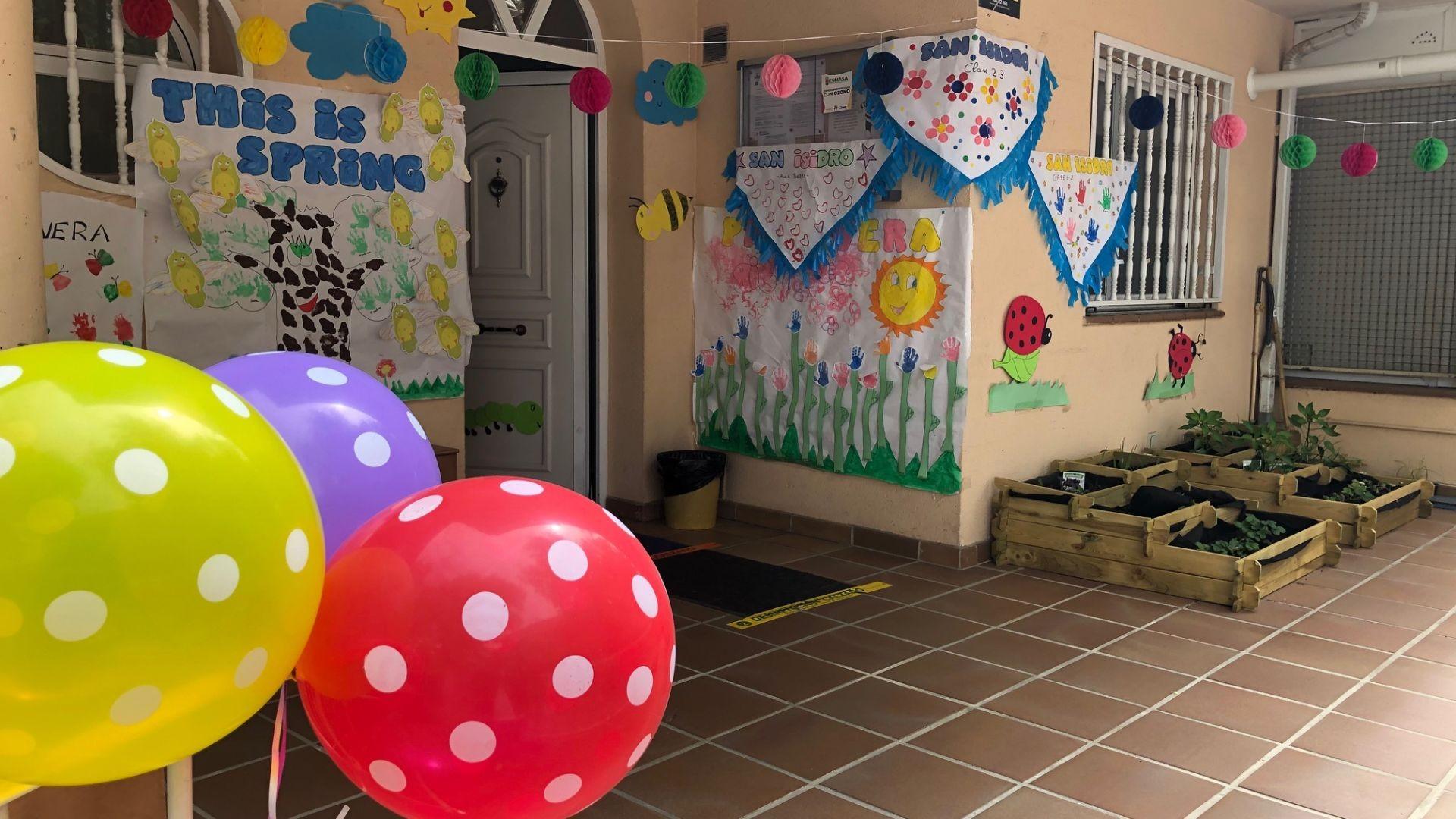 Escuela Infantil Los Castillos Alcorcon