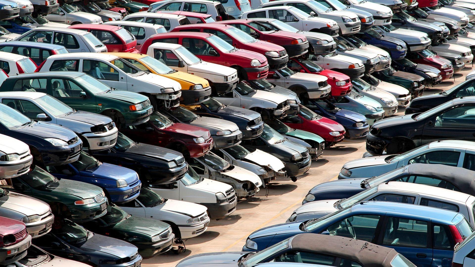 Desguace de vehículos en Murcia