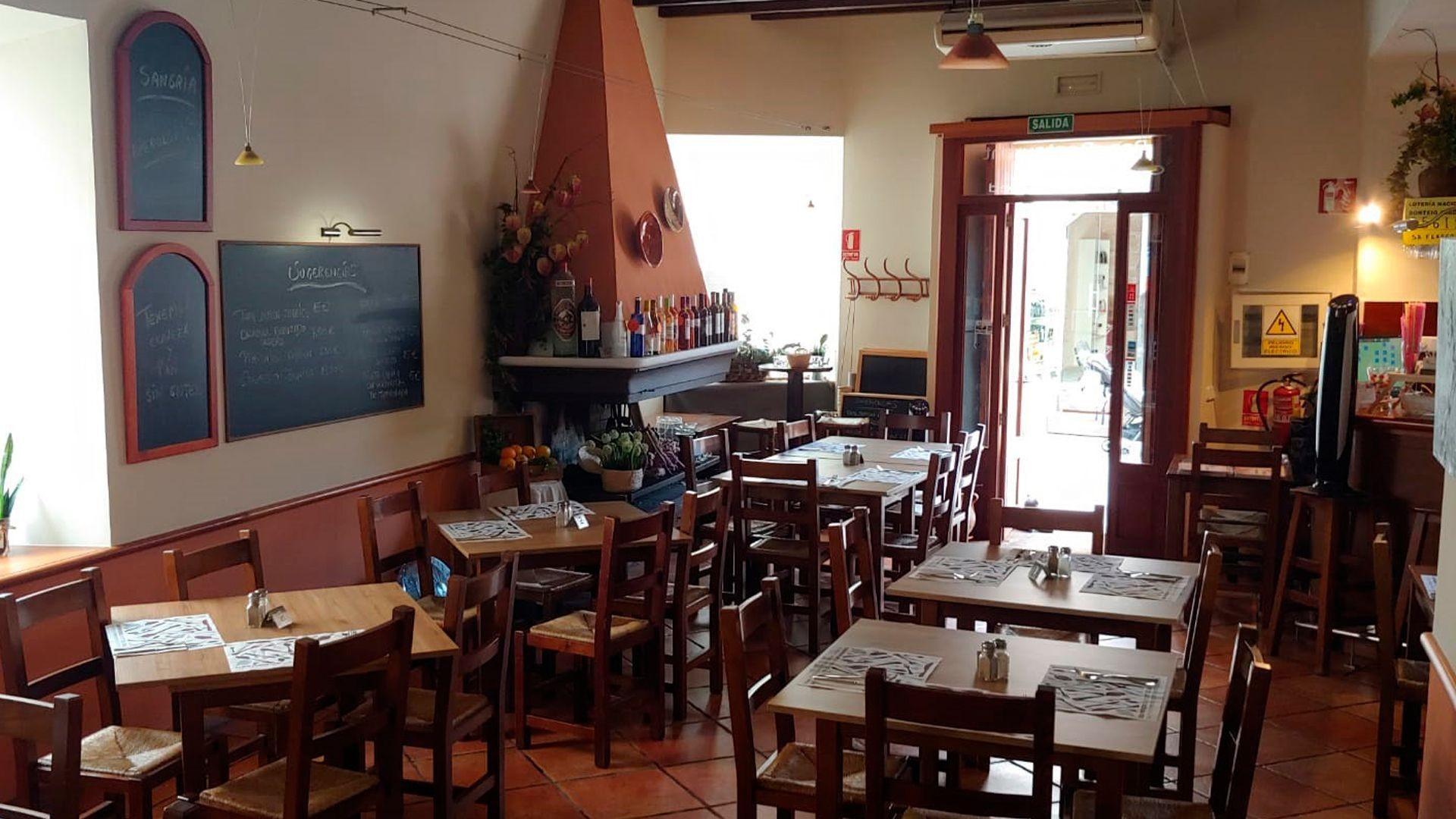 Restaurante de comida mallorquina en Son Servera